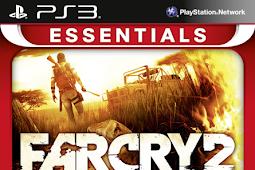 Far Cry 2 [3.64 GB] PS3 CFW