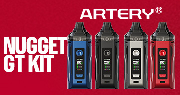 Artery Nugget GT Pod Mod Kit