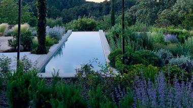 El jardín experimental de Álvaro Sampedro en el Valle del Tiétar