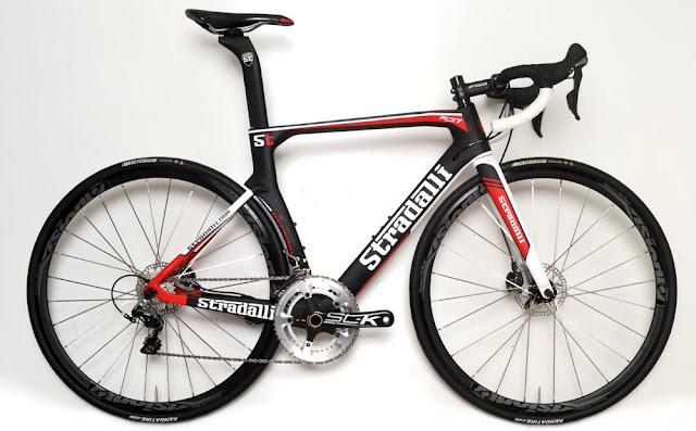 Stradalli Cycle: Stradalli Carbon RD17 Hydraulic Disc ...