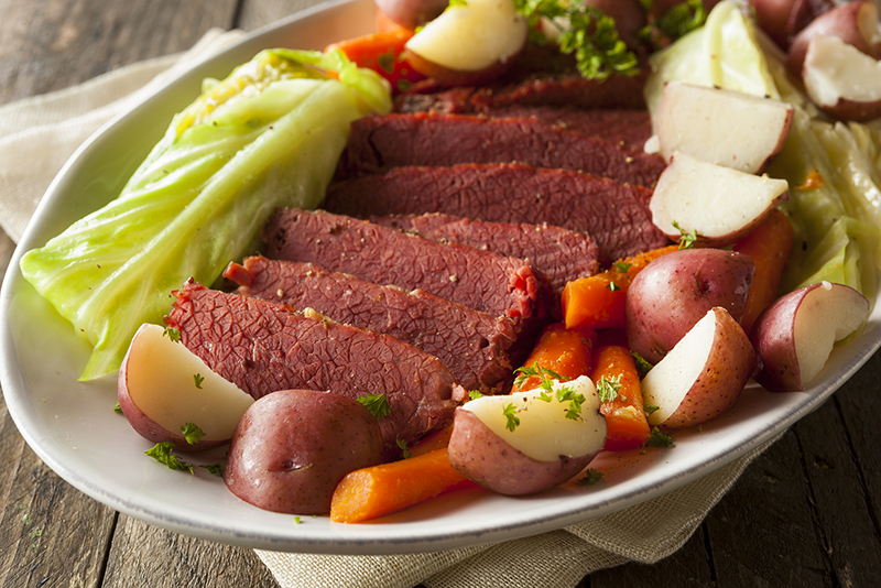 Homemade Corned Beef And Cabbage Jpg