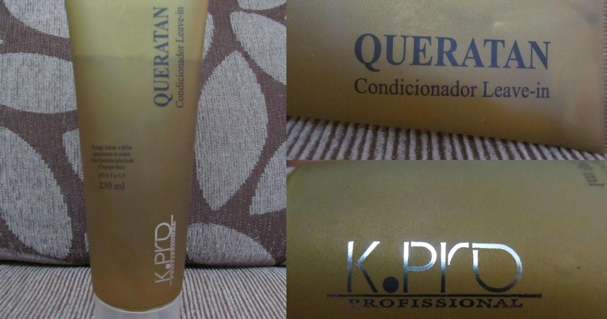 bd0f2cd5f Cantinho da Nanda  K. Pro Queratan Condicionador Leave-in