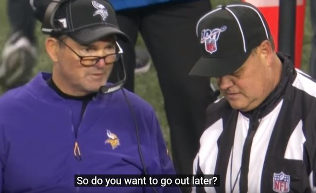 Mike Zimmer Bad Lip Reading NFL 2020