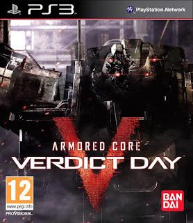 ARMORED CORE VERDICT DAY PS3 TORRENT