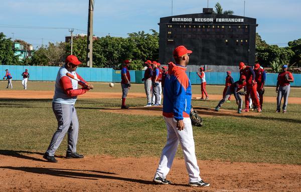 El Equipo Cuba que va a la Liga CanAm ya fue anunciado beisbol