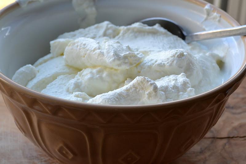 Homemade Greek Style Yogurt with Almond Granola | The View ...