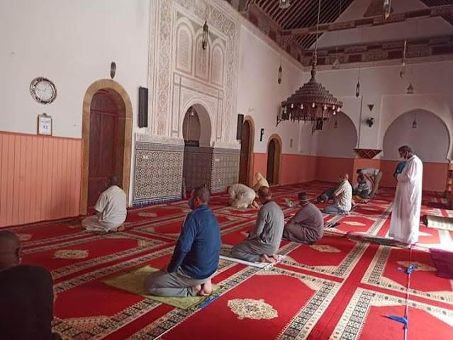 رسميا.. منع صلاة العيد في المساجد والمصليات