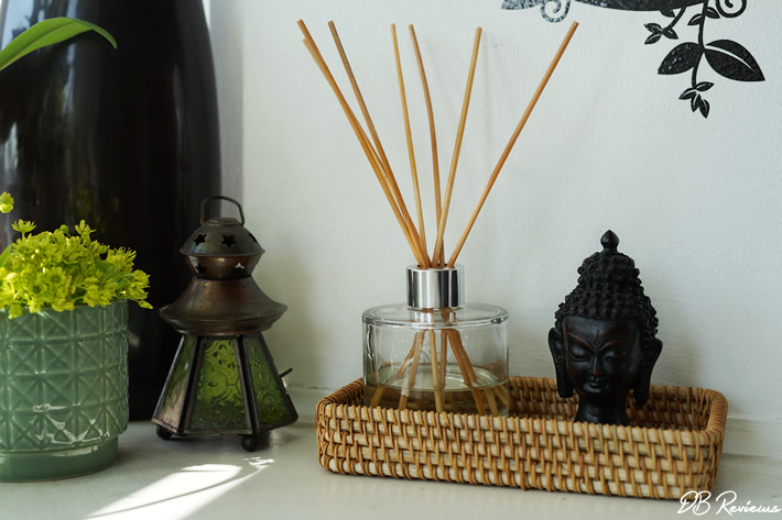 Rattan handmade trays for displaying ornaments