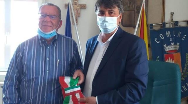 Siculiana, passaggio di consegne al municipio: si insedia il neo sindaco Zambito
