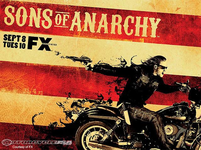 Sons Of Anarchy Konusu