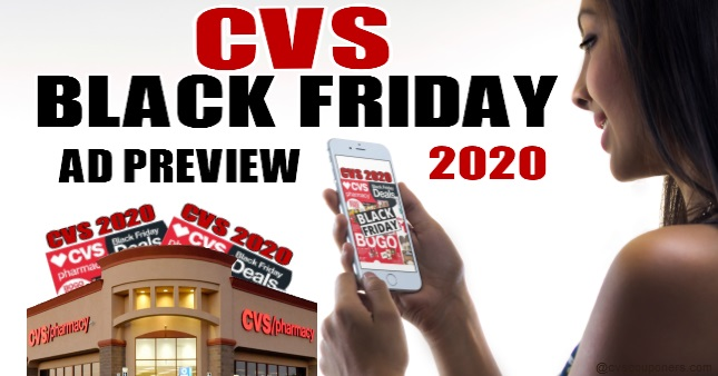 CVS 2020 Black Friday Ad Preview