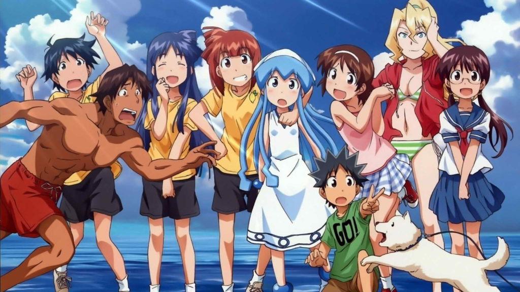 Shinryaku Ika Musume Season 2 BD Batch Subtitle Indonesia