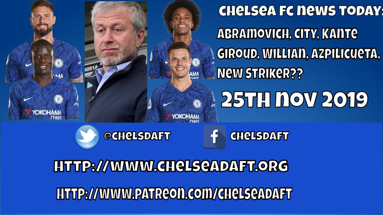 Chelsea Fc News / Chelsea Eye Samuel Chukwueze As Their ...