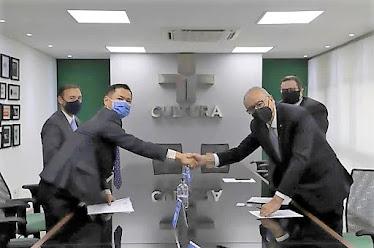 TV Cultura fecha contrato com agência de notícias controlada pelo Partido Comunista da China