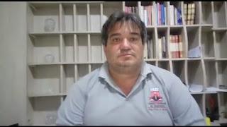 Candidato ao concelho do orçamento democrático Zico em Guarabira fala à nossa reportagem