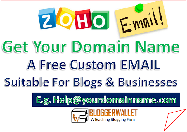 Get A Free Professional Custom Email: Understand Zoho Mail And How To Set It Up