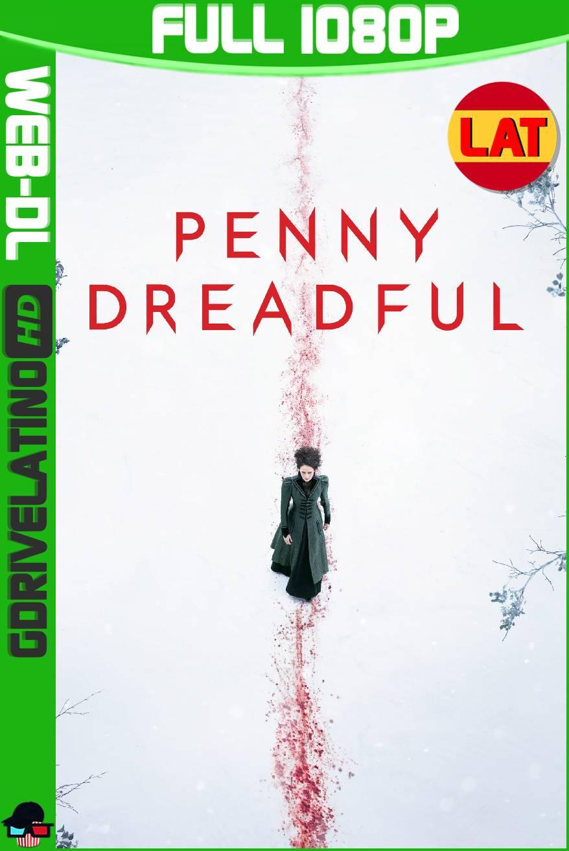 Penny Dreadful (2015) Temporada 2 AMZN WEB-DL 1080p Latino-Inglés MKV