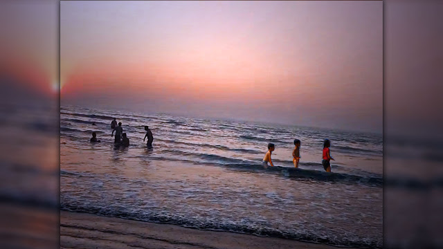 Kihim Beach - Famous Sea Beach of Maharashtra