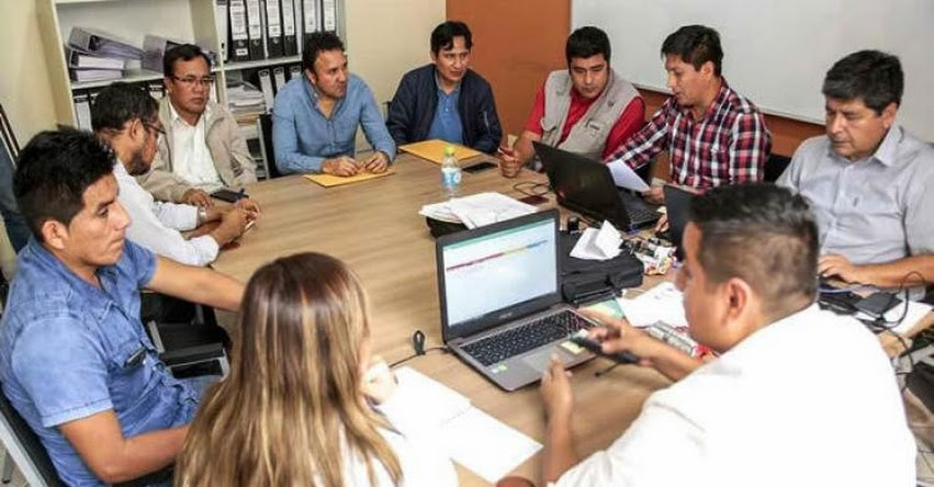 PRONIED capacita a equipos técnicos de Lambayeque para reconstrucción de colegios