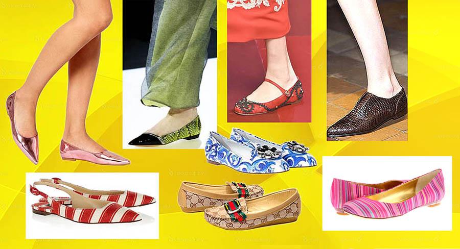 Flat shoes sepatu masa depan