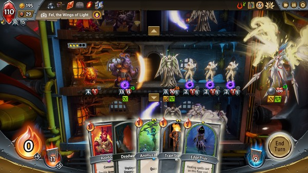 Monster Train Free Download PC Game Cracked in Direct Link and Torrent. Monster Train is a strategic roguelike deck building game with a twist. Set on a train to hell, you'll use tactical decision making to defend multiple vertical battlegrounds. With…