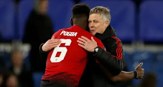 Manchester United boss praises the performance of Pogba: 'We are seeing the best of Paul'