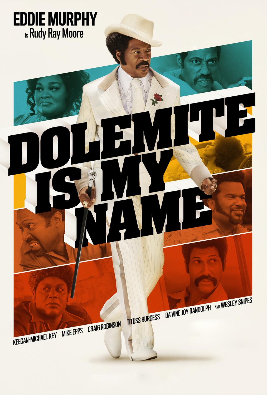 Dolemite Is My Name [2019] [CUSTOM HD] [DVDR] [NTSC] [Latino]