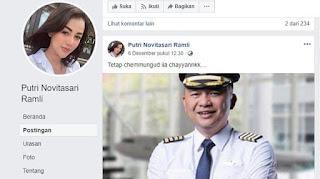 Eks Dirut Garuda Indonesia Ary Askhara Anggota BIN ?