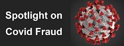 Covid Corner: Spotlight on Covid Fraud