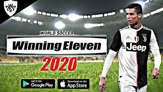 Winning Eleven 2020 Apk(WE20) Mod + OBB