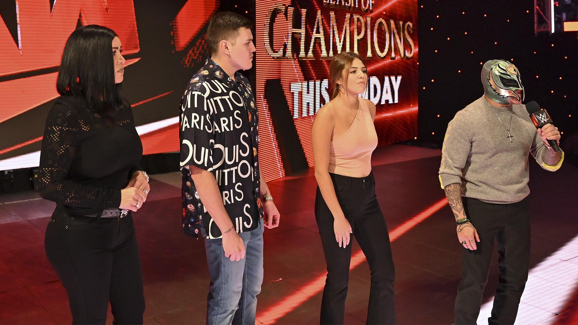 Aalyah Mysterio pode receber contrato em tempo integral com a WWE