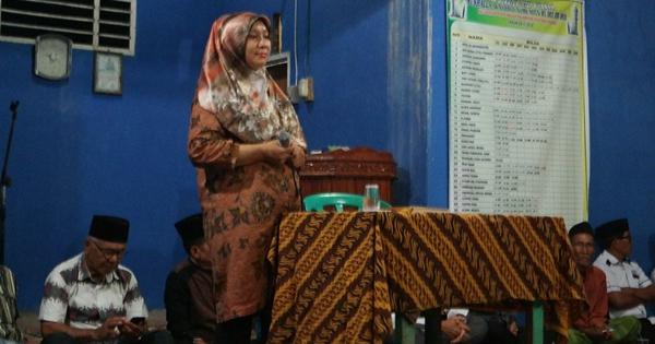 Anggota DPRD Kota Padang Hadiri Silahturahmi Masyarakat Kampung Koto
