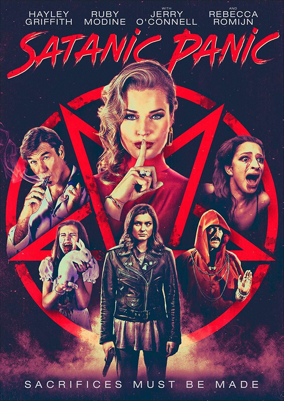 Satanic Panic [2019] [DVDR] [NTSC] [Latino]