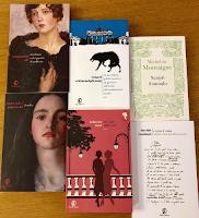 Logo Fazi Editore festeggia e premia 5 fan con un libro omaggio a scelta !