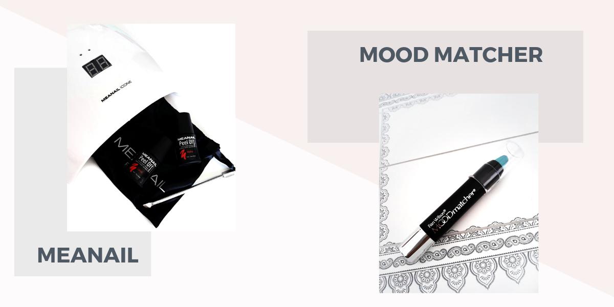 MEANAIL & MOOD MATCHER