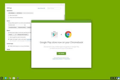 جوجل تكشف عن حاسبات Chromebooks التي ستدعم تطبيقات الأندوريد