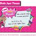 Kit Festa da Barbie para Imprimir