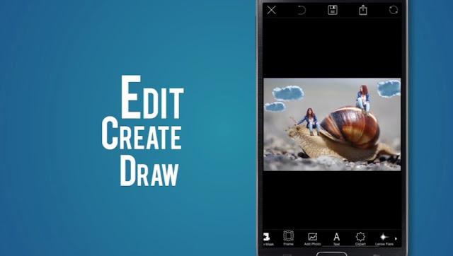 5 Aplikasi Android Untuk Edit Foto Terbaik