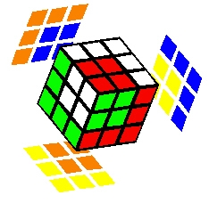 Pretty Rubik S Cube Patterns With Algorithms