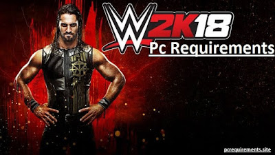 [Latest] WWE 2k18 Pc Requirements