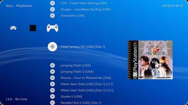 Playstation 3] RetroArch v1 7 8 Released - MateoGodlike