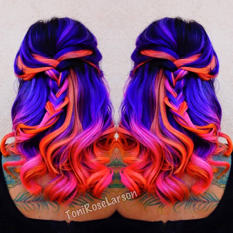 Awesome Colors By Colordollz, California, USA!
