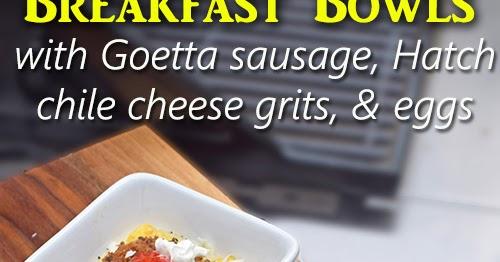 Goetta And Eggs