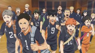 ハイキュー!! アニメ 3期1話 | 烏野高校 | Karasuno vs Shiratorizawa | HAIKYU!! Season3
