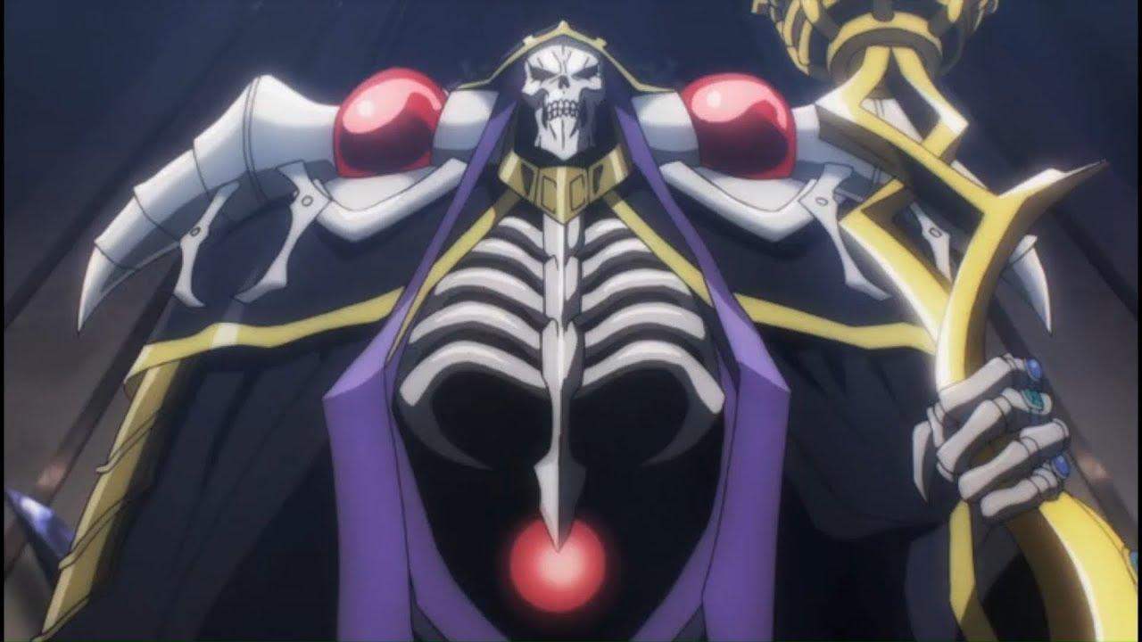 Anime Like Overlord