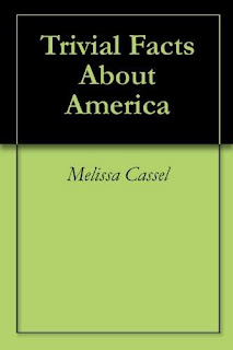 Trivial Facts About America book promotion Melissa Cassel