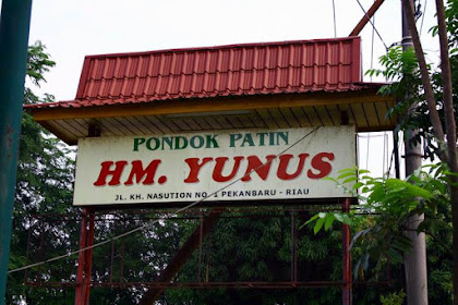 Lowongan Kerja Pekanbaru : RM Pondok Patin Yunus Februari 2017
