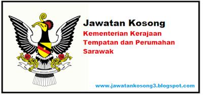 Jawatan Kosong Kementerian Kerajaan Tempatan dan Perumahan Sarawak