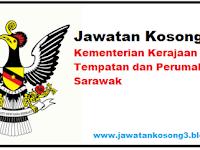 Jawatan Kosong Kementerian Kerajaan Tempatan dan Perumahan Sarawak 16 Jun 2017