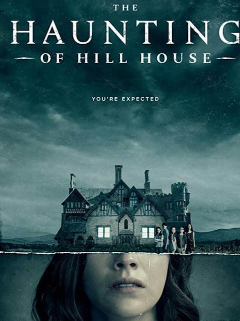 مسلسل الرعب the haunting of hill house يفوق كل التوقعات.